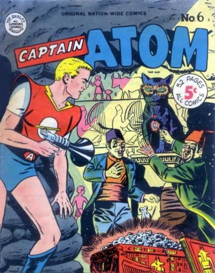 Agent of STYLE Captain Atoms Atomic Ensemble! Part