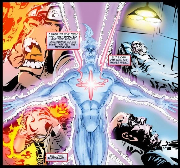 Image result for captain atom new 52