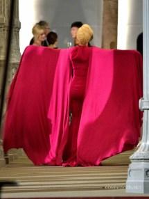 Glimpse Of Lady Gaga In American Horror Story Hotel