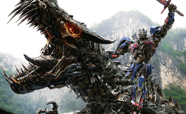 Paramount Yearly Transformers Sequels In 2017 2018 2019