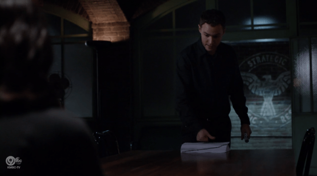 Agents of Shield screencap