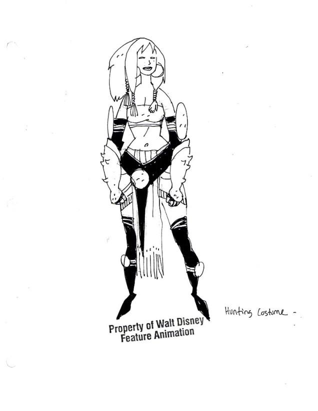 Hellboy Creator Mike Mignola's Concept Art For Disney's