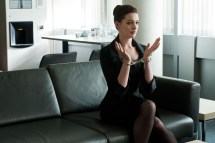 Anne Hathaway Handcuffed