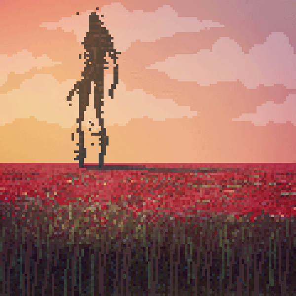 25+ Pixel Art Sci Fi Landscape Pictures and Ideas on Pro