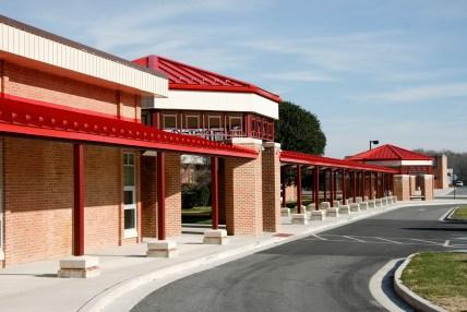 Colonel Richardson High School - Federalsburg, MD