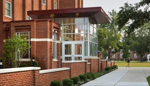 Salisbury University's Choptank and Sever Hall - Salisbury, MD