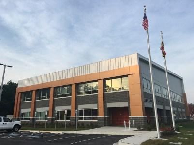 SHA Maintenance Facility - Cambridge, MD