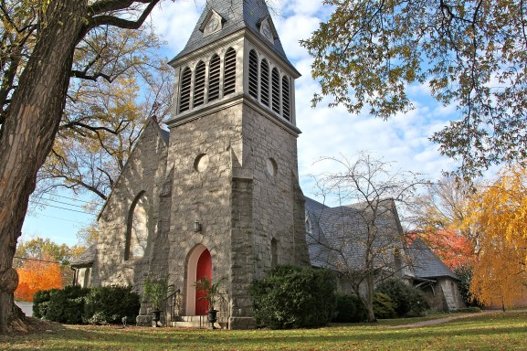 Trinity Cathedral Restoration - Easton, MD
