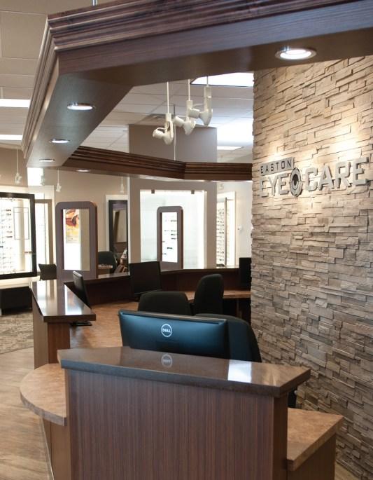 Easton Eye Care Renovations - Easton, MD