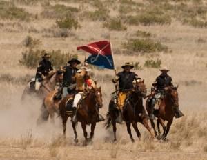 Custer's Last Stand Reenactment, Hardin