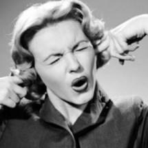 The Massage Shack fingers in ears