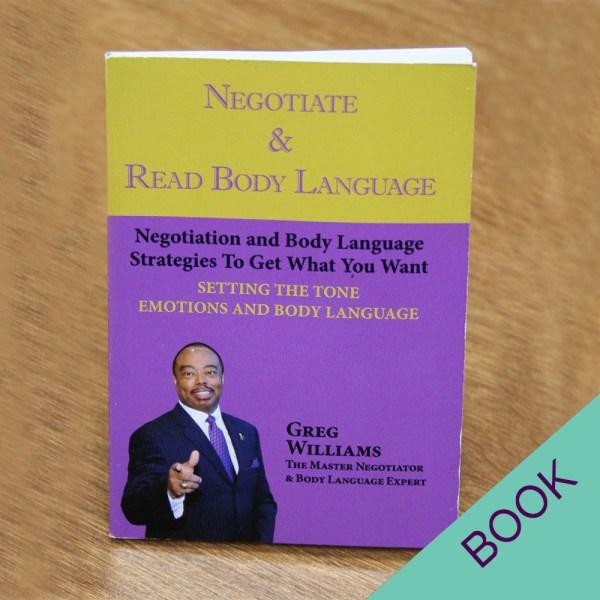 Negotiate and Read Body Language MiniBük