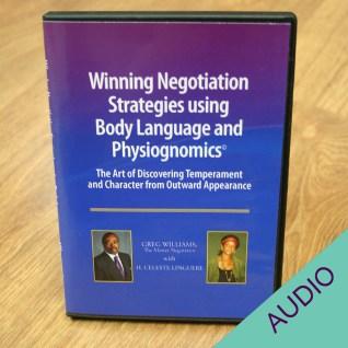Winning Negotiation Strategies