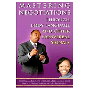 Mastering Negotiations by Greg Williams