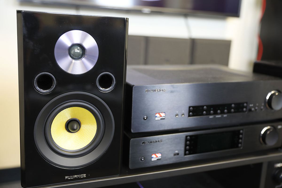 hight resolution of how to match speakers and amps