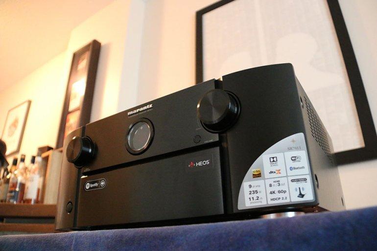 Marantz SR7012   The Master Switch