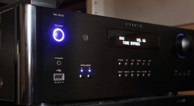 Rotel RA-1572 | The Master Switch
