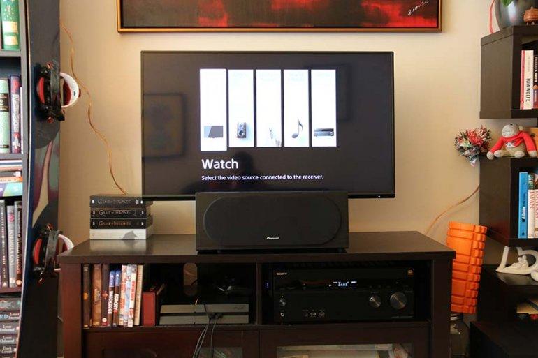 Sony STR-DN1080 | The Master Switch