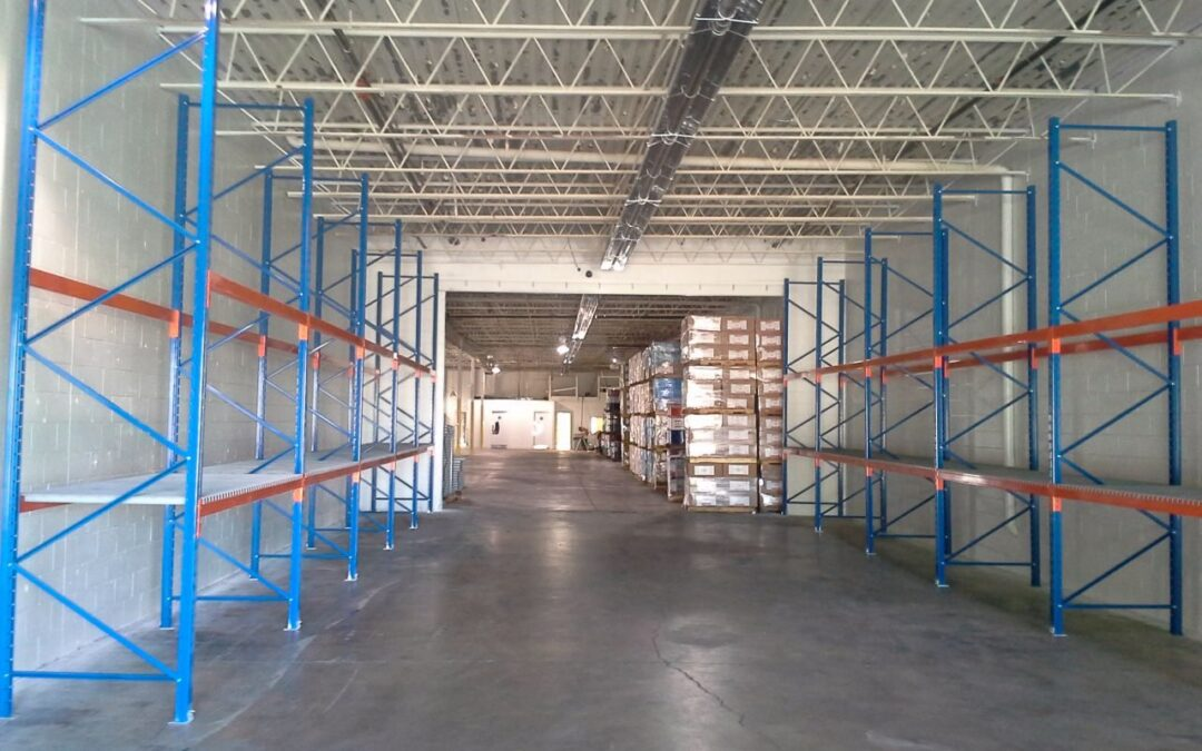 What Is a Warehouse Storage System?
