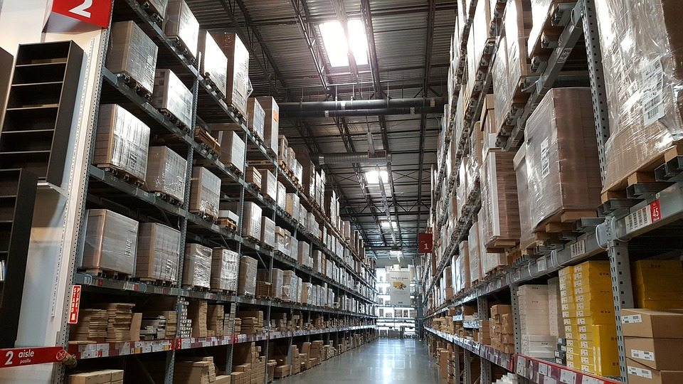 Solutions for High Density Warehouse Storage