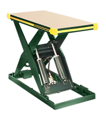 LS Series Backsaver Hydraulic Lift Table