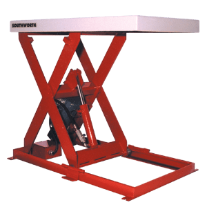 LS Series Backsaver Lite Lift Table