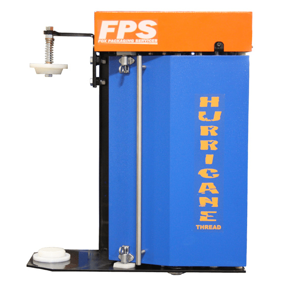 FPS 300PA - Portable Automatic Low Profile Turntable Pallet Wrapper