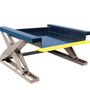 ZLS Floor Height Lift Table