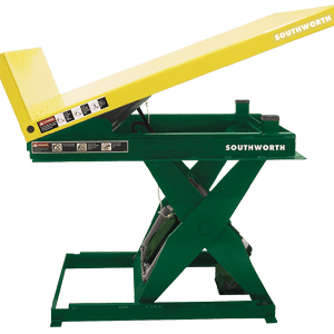 E-Z Reach Lift and Tilt Table