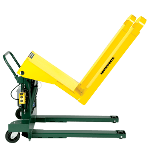 E-Z Reach Portable Container Tilter