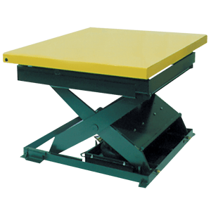 Pneumatic Lift Table