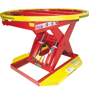 Powered PalletPal Hydraulic Pallet Lifter