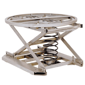 Stainless Steel Spring-Actuated PalletPal Level Loader