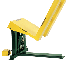 E-Z Reach Roll-On Container Tilter