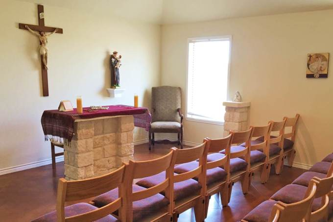 Annunciation Maternity Home Chapel