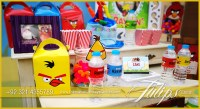 Angry Birds Party Theme Decoration ideas in Pakistan