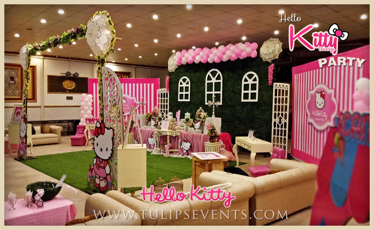 Hello Kitty Birthday Party Theme Ideas  Planner in Pakistan