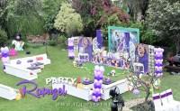 Outdoor Birthday Party Decor
