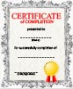 Free Netball Team Certificate Templates