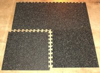Rubber Floor Tiles: Rubber Floor Tiles Interlocking