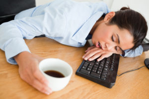 Do you wish you could pass out at work?