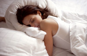 Do you like to sleep on your stomach? You need a firmer mattress.