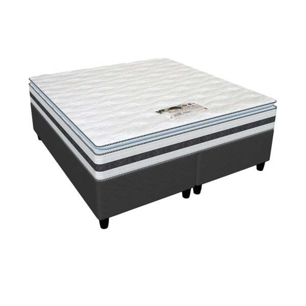 Cloud Nine Blue Eclipse - King XL Bed