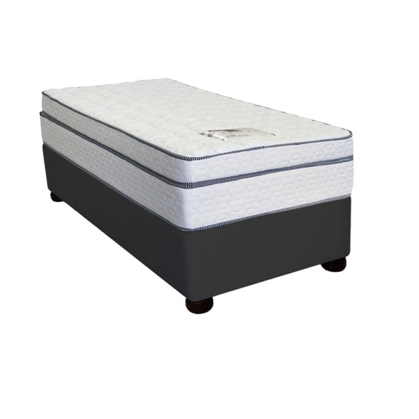 Cloud Nine Chiroflex - Three Quarter XL Bed