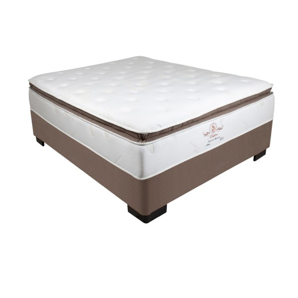 Fabbro Grand Royale Twin Pocket - Double XL Bed