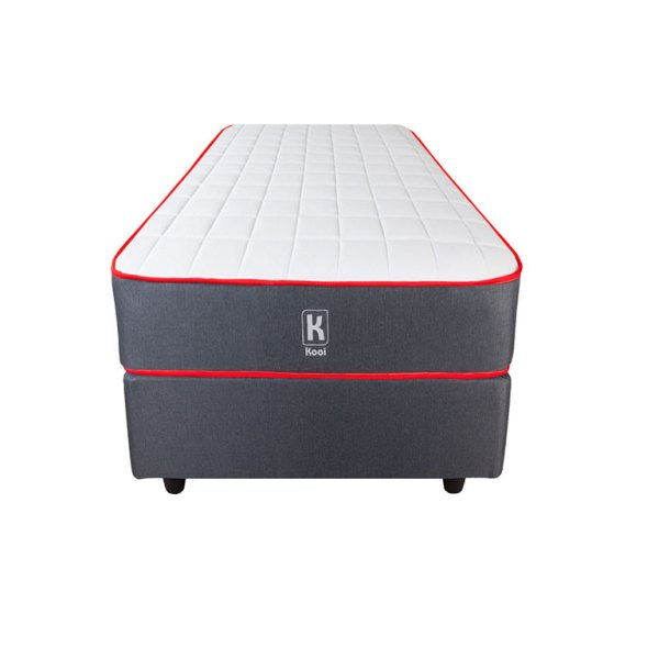 Kooi Superior Pocket Firm - Three Quarter Bed