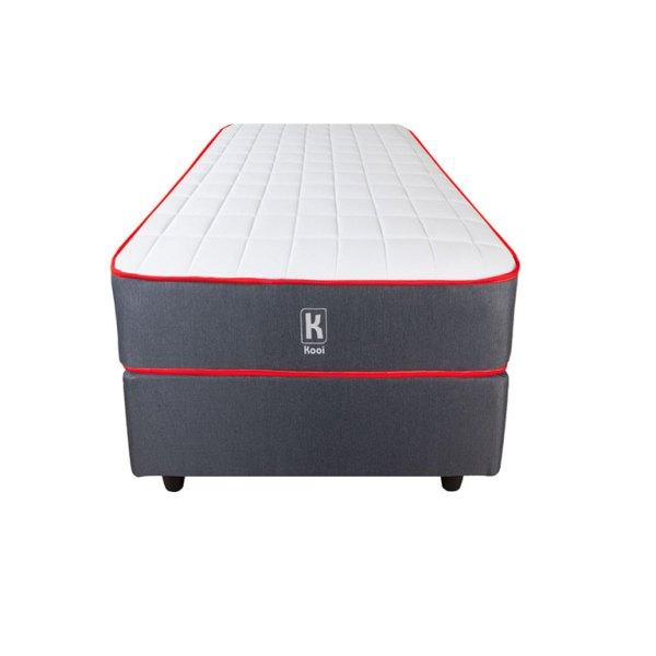 Kooi Superior Pocket Firm - Three Quarter Bed