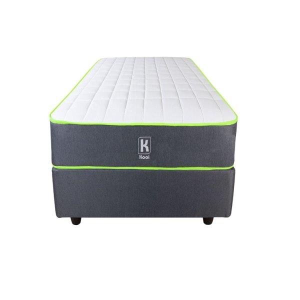 Kooi Superior Pocket Medium - Three Quarter XL Bed