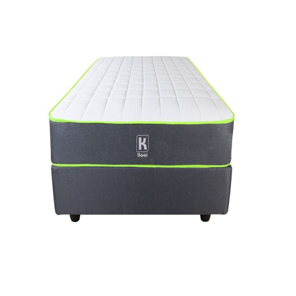 Kooi Superior Pocket Medium - Three Quarter XL Bed