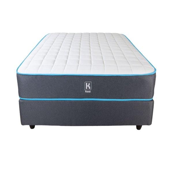 Kooi Superior Pocket Plush - Queen XL Bed